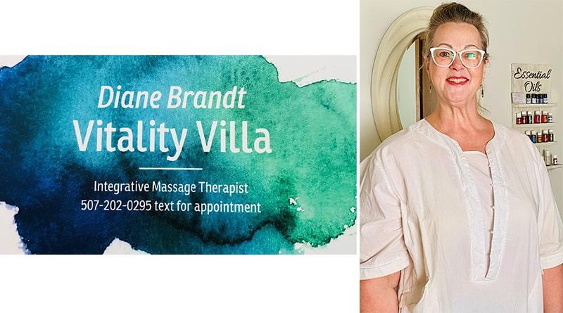 Vitality Villa by Diane Brandt